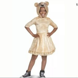 Lion King Nala Costume sz medium 8-10